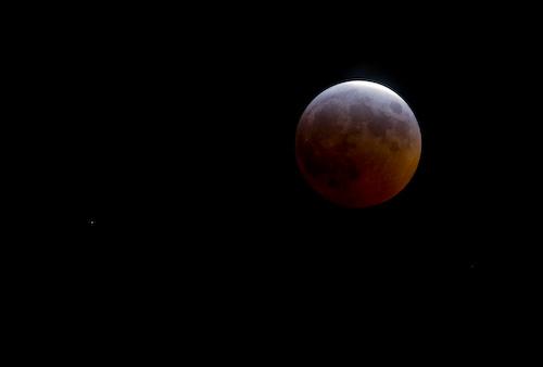 Månförmörkelse den 3 Mars 2007